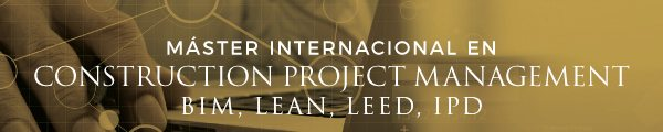 Project Manager Master internacional en construction project manager