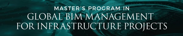 Civil Engineer Master's in Global BIM Management for Infrastructure Projects Zigurat