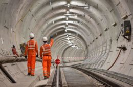 London Crossrail Master's in Global BIM Management for Infrastructure Projects Zigurat