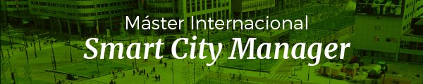 Smart City Hamburgo Máster Internacional Smart City Manager