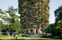 Urban Forest Tower