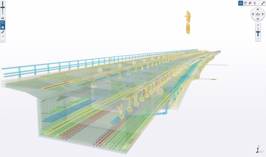 BIM bridge project